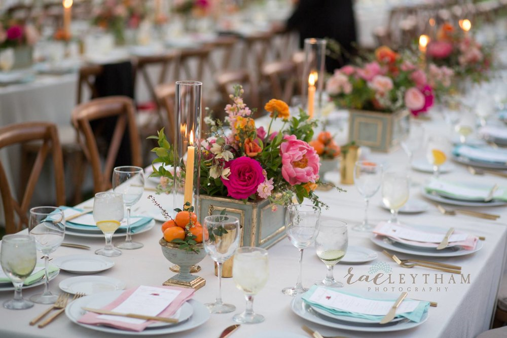 Florist:  Wildflower  Photographer  Rae Leytham Photography  Napkins  Chapel Farm Collection  Rentals  SOHO Events and Rentals