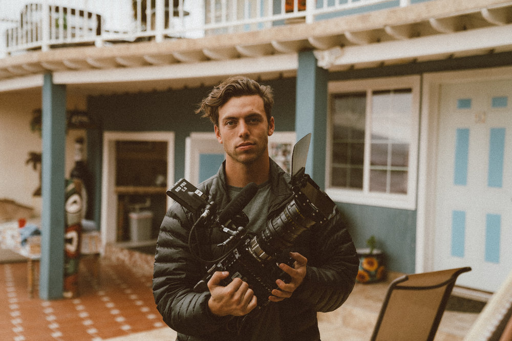 RYAN ESPINOSA IS A traveling documentary & Commercial FILMMAKER from SOUTHERN CALIFORNIA WHOSE INSOMNIAC TENDENCIES ARE FUELED BY TABASCO HOT SAUCE, BREAKFAST BURRITOS AND BLACK COFFEE. -