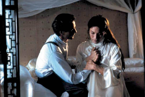 John Lone could have fooled us. Definitely fooled Jeremy Irons' character in M. Butterfly.