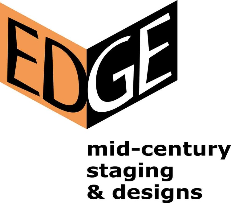 Edge Mid-Century Staging & Designs