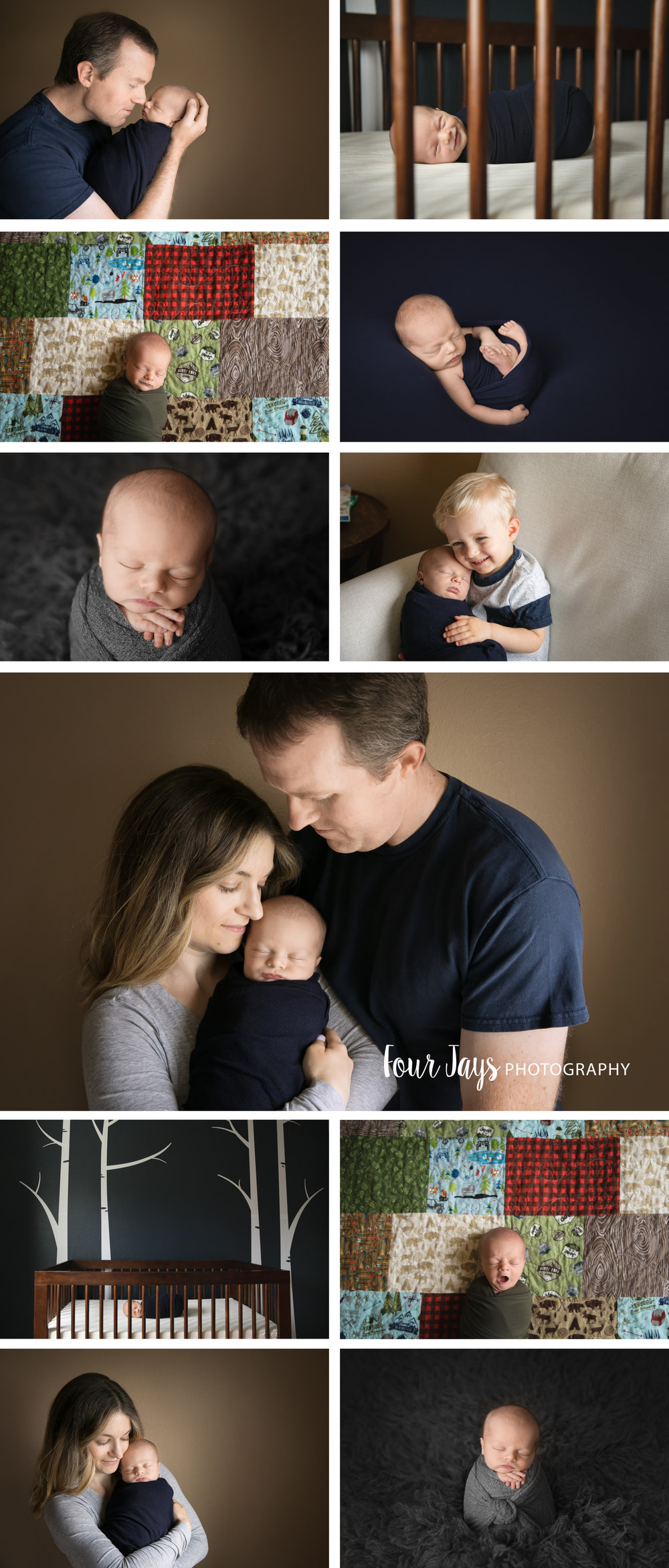 Best newborn in home wrapped photographers oregon city wm.jpg