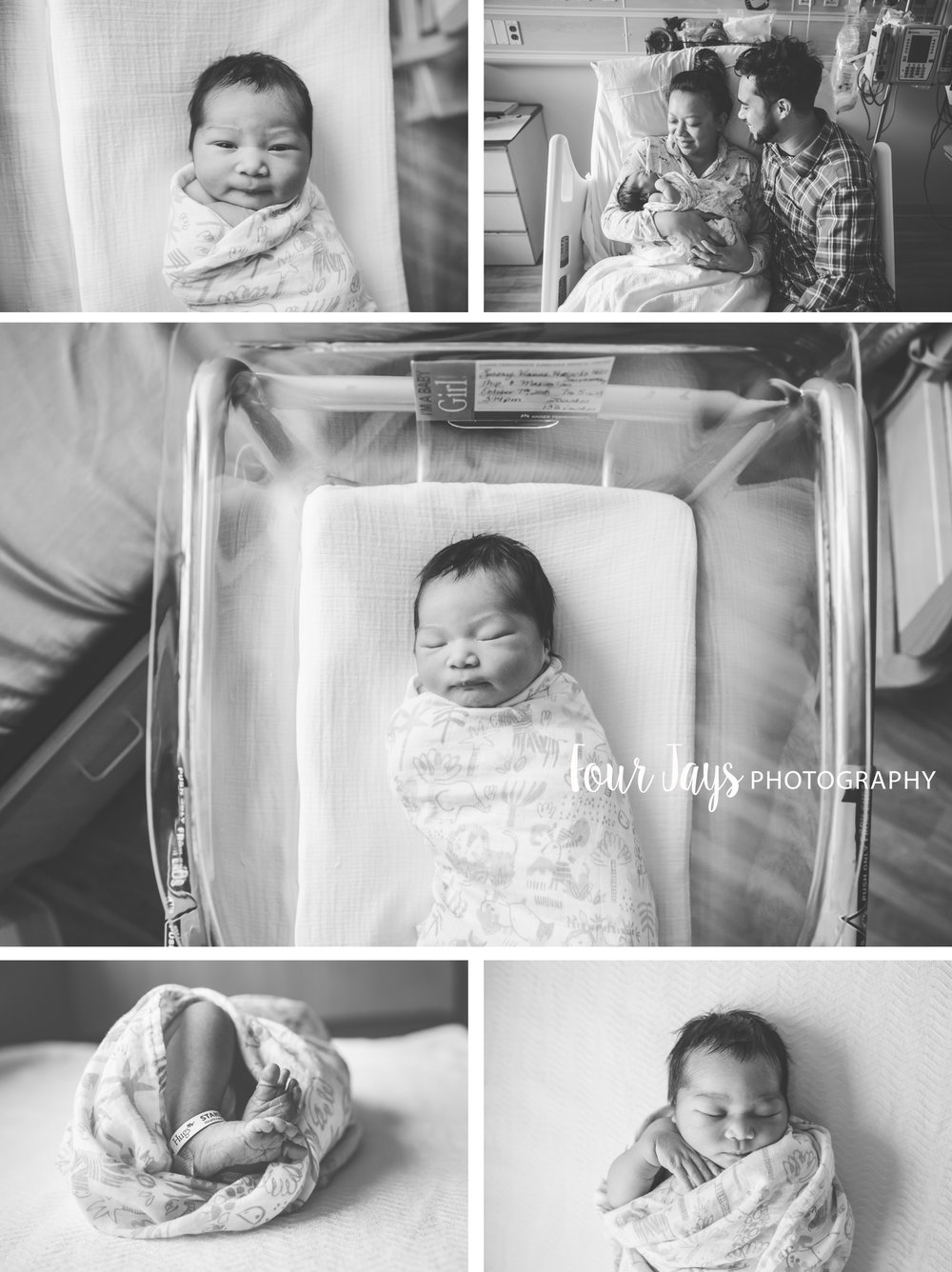 Clackamas Oregon fresh 48 newborn session black and white wm.jpg