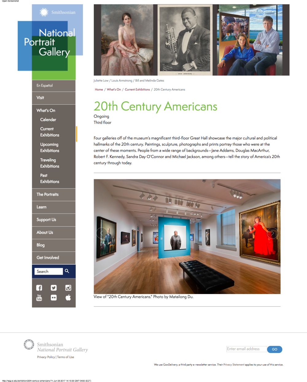 20th Century Americans   National Portrait Gallery.png
