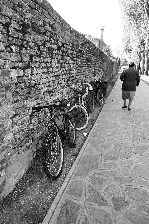 Venice: Burano Bikes
