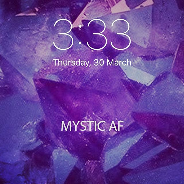 Being stalked by old mate 3 today 💜✨🔮✨💜 the three masters. Angel Number 333 tells you that the Ascended Masters are near you. They have responded to your prayers and wish to help and assist you in your endeavours and with serving yourlife purpose and soul mission.  Angel Number 333 encourages you to be creative, social and communicative and use your natural abilities and talents to empower yourself and uplift and enlighten others as yourlightworking abilities and life mission are to be utilized for the good of all. Keep a positive attitude about yourself, others and the world in general in order to manifest peace, love and harmony. Have faith in humanity as a whole and the future of our world. Live your truths and express yourself with clarity, purpose and love, and be a positive light to others. What are your numbers telling you? 💜333💜