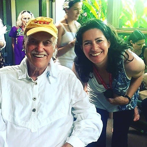 A truly inspiring teacher: Ram Dass!