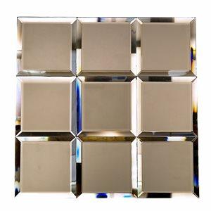 Bronze Beveled 4x4