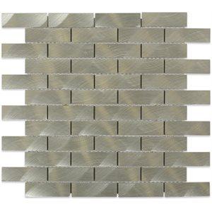 Aluminum 1x3 Brick