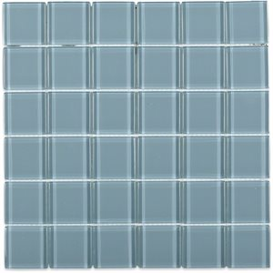 Grey blue 2x2 Polished