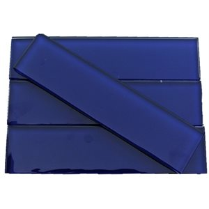Cobalt Blue 2x8 Polished