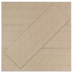 Carpeta Beige 12x36