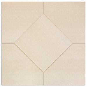 Carpeta Cream 24x24