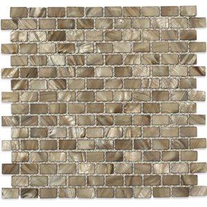 Pearl Anchor Gray Mini Bricks
