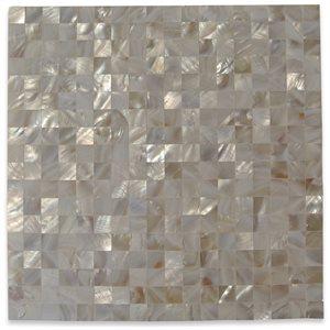 Pearl White Seamless Squares