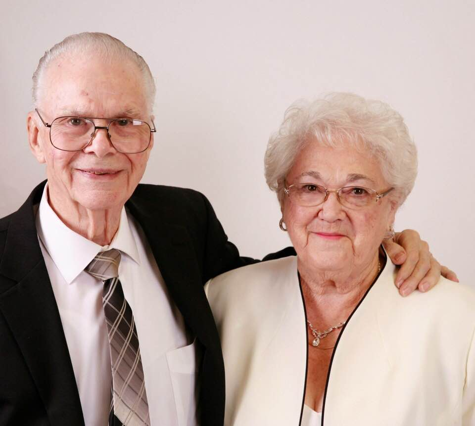 Founding Pastor - Bro. Thomas and Gladys Driver