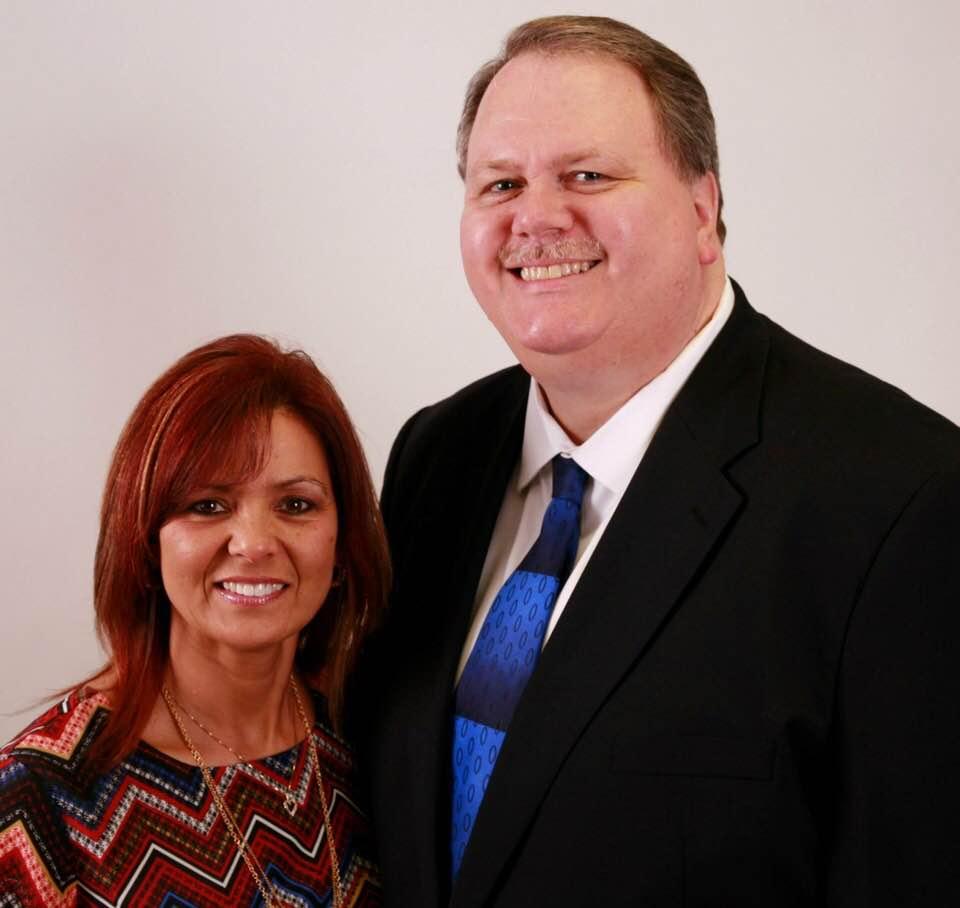 Lead Pastors - Pastor Scott & Loni Dobbins