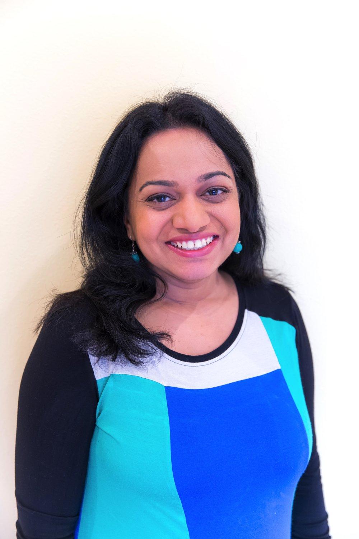 Madhuri Alahari, WG'18, Pitch Competition
