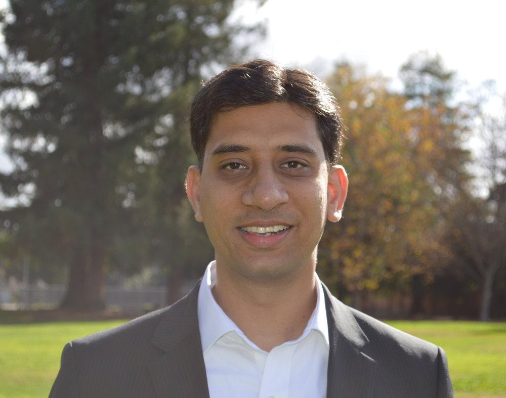 Abhishek Pareek, WG'18, Marketing