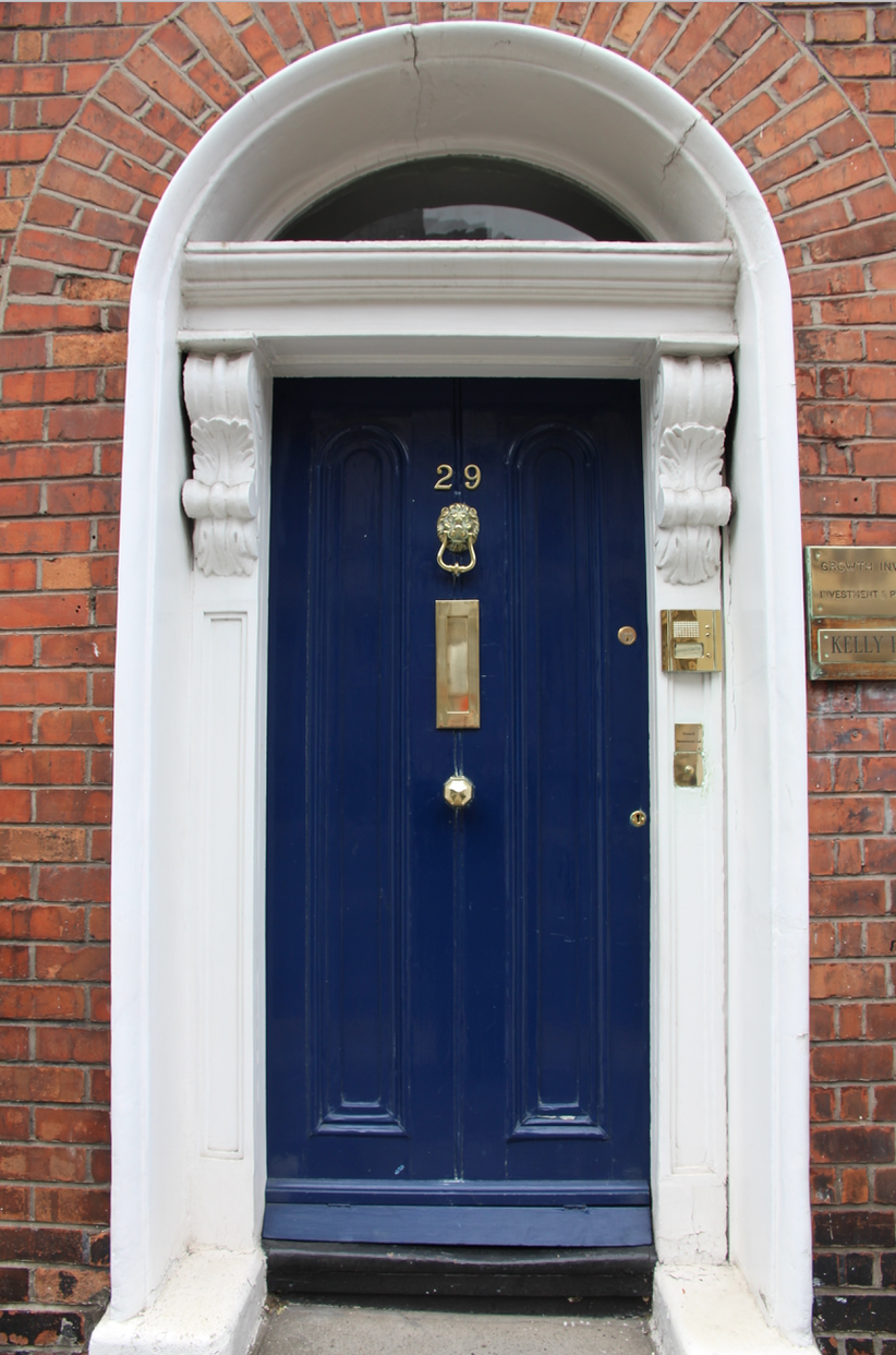 Blue Door London