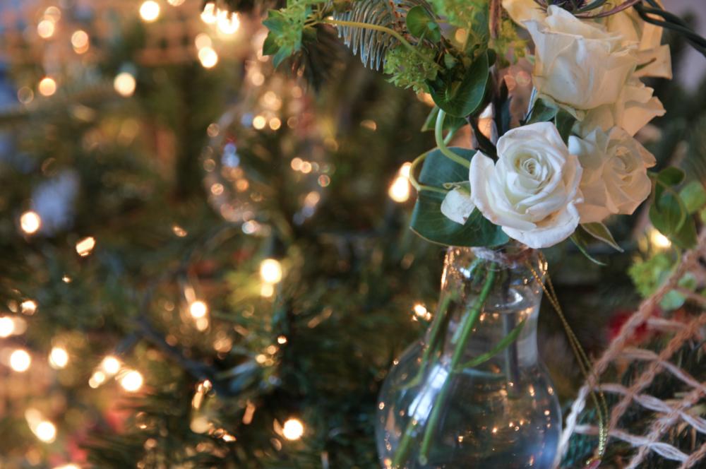 White rose solo