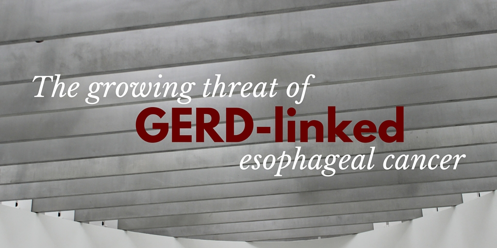 The growing threat of GERD-linked esophageal cancer