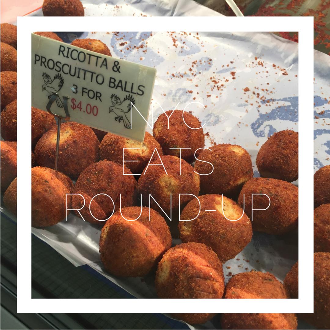 NYC Eats round-up