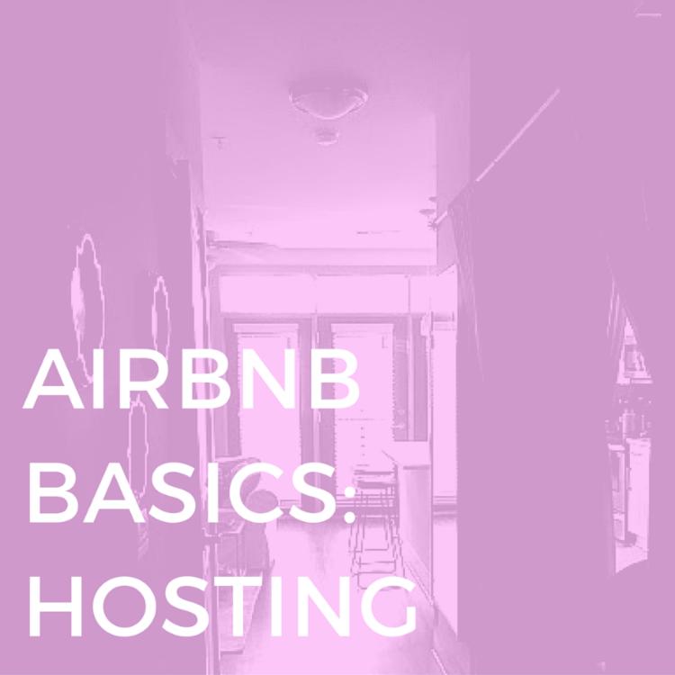 airbnb basics hosting