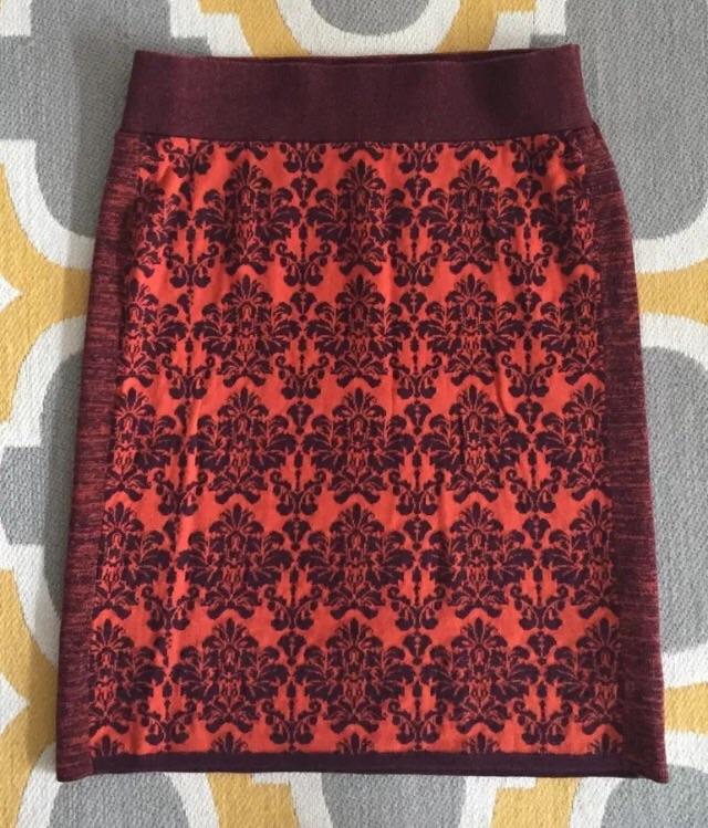 Anthropologie Knit Mini Skirt - Medium - Never Worn