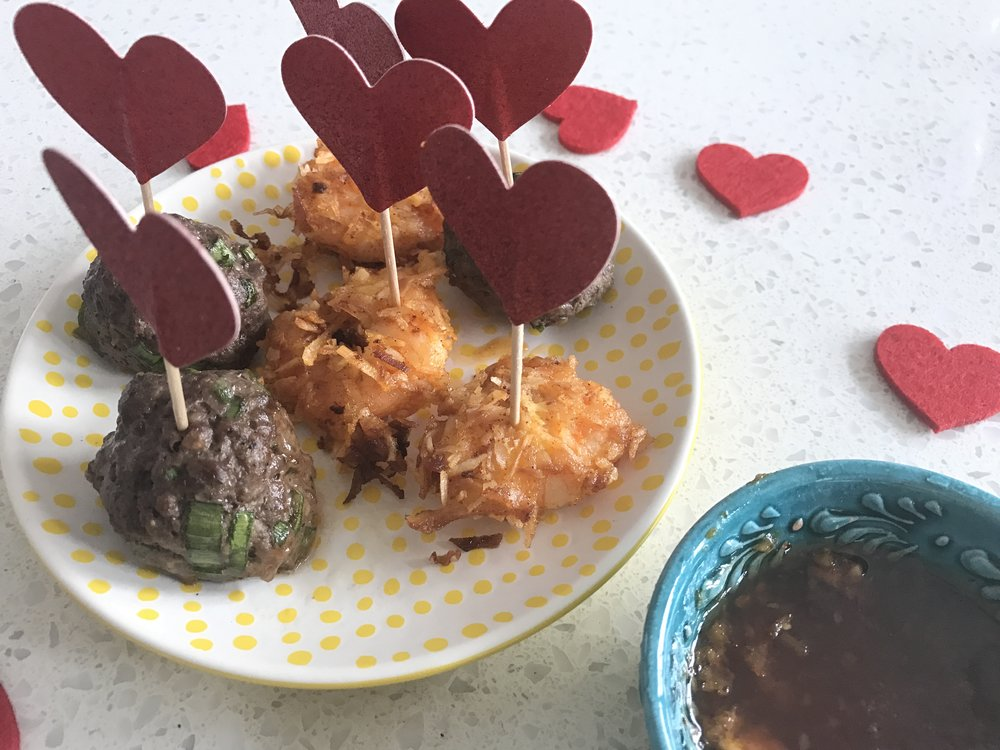 If you're spending V-Day inside you can munch on these all day long...