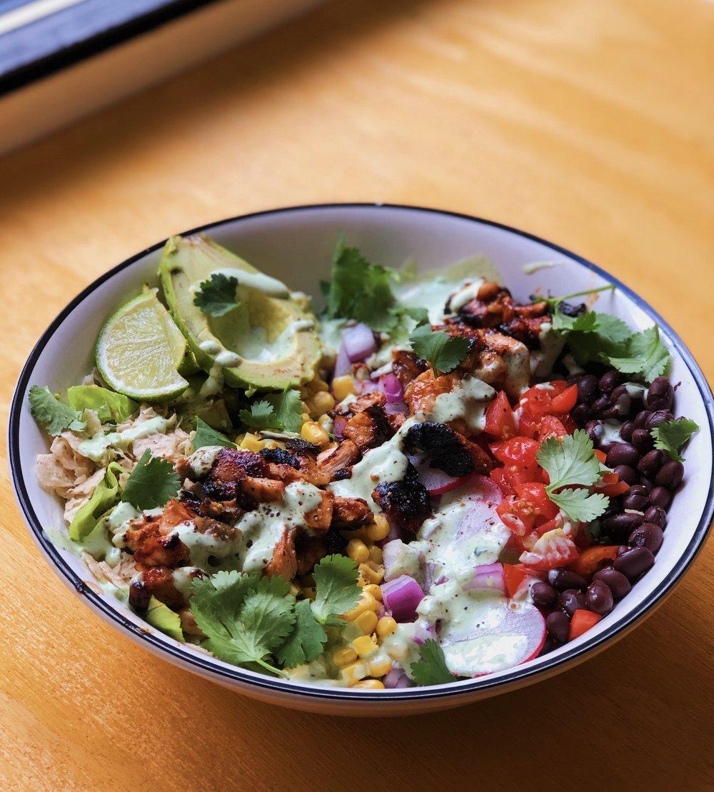 FullSizeRender.jpgBBQ Chopped Chicken Salad | recipe from tatichin.com