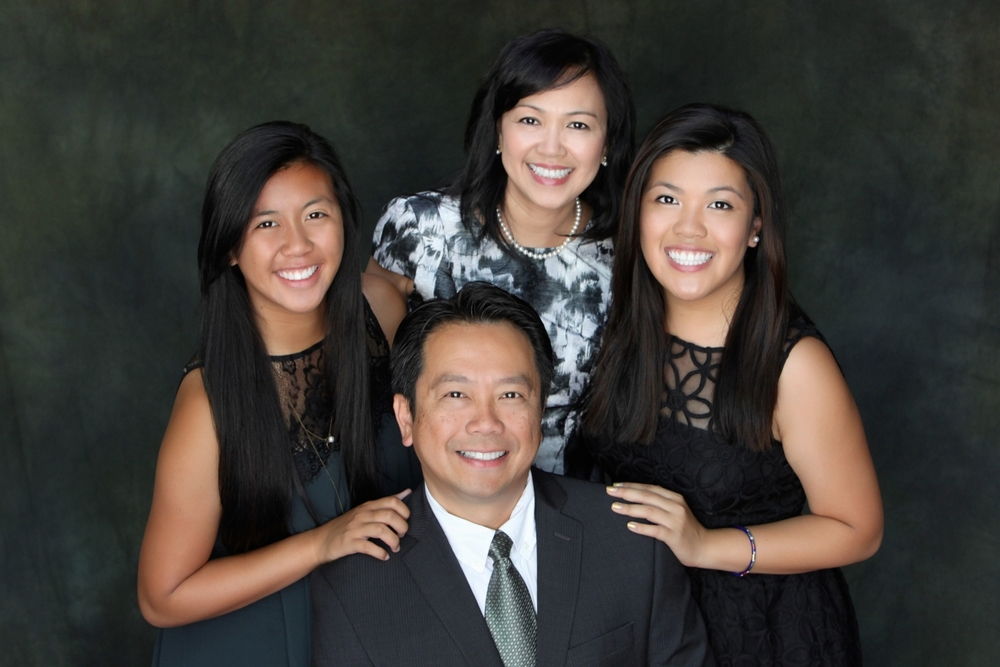 Aliso Viejo, California Family Portrait Photography