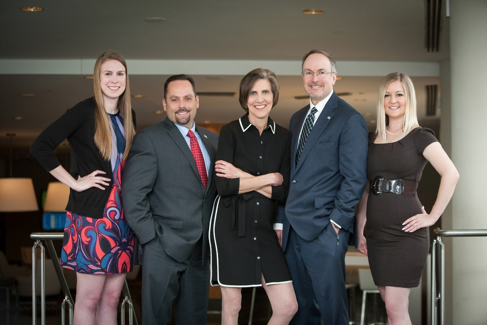 Corporate & Business Team Headshot Photography - Val Westover Photography