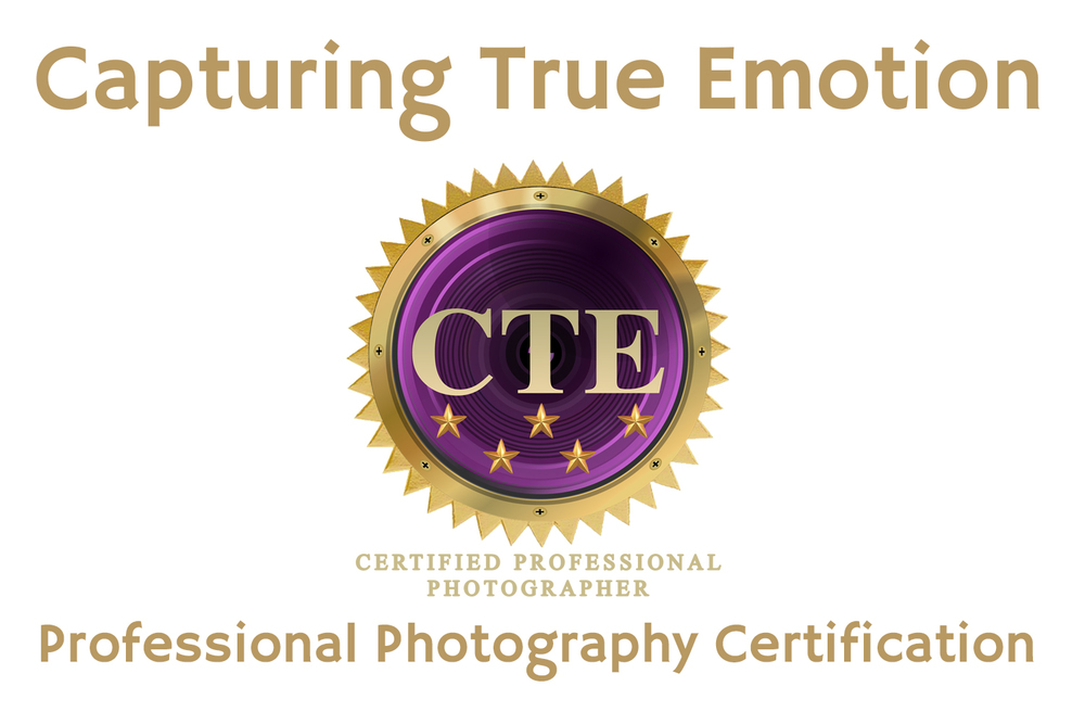 cte professional photography certification