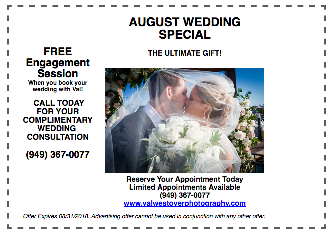 valwestover photography august wedding special