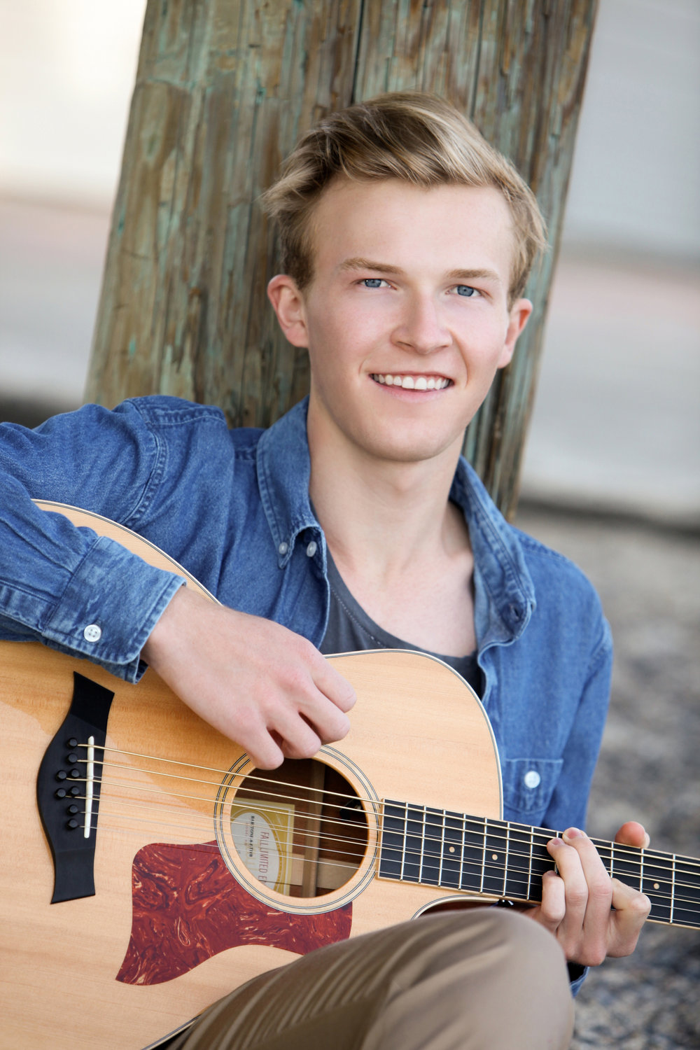 Professional High School Senior Photography Images For Boys