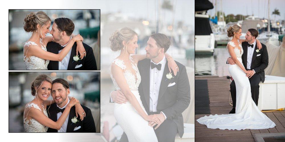 Yacht Club Wedding - Newport Beach, California