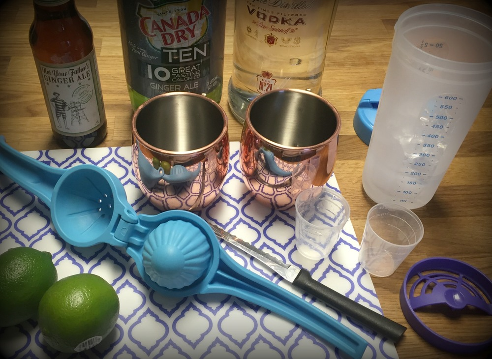 moscowmule, skinny moscow mule, cocktails,