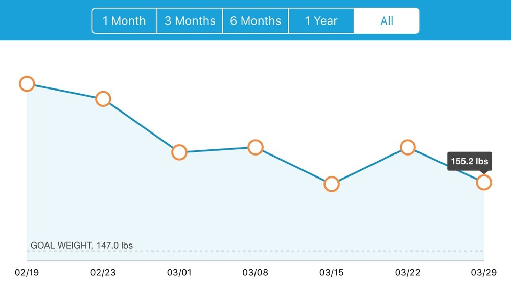 weight watchers, progress, weight loss, healthy, update