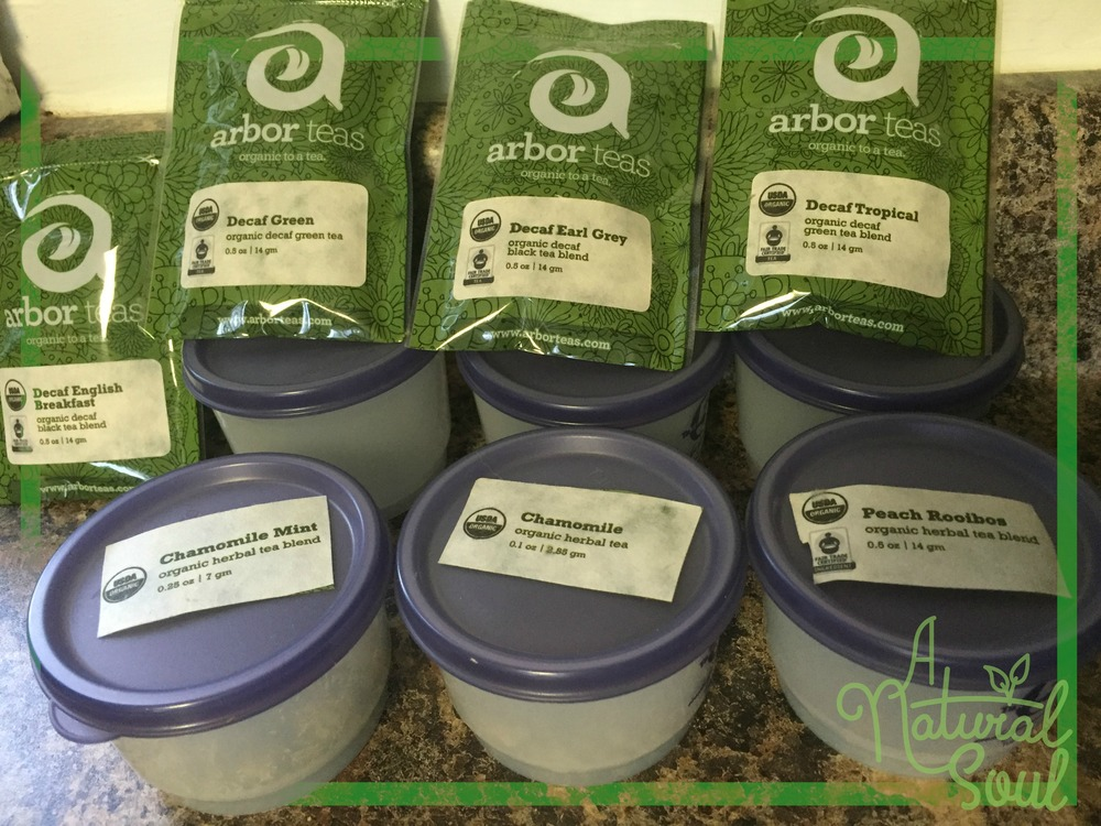 arborteareview, arbor tea, loose leaf tea