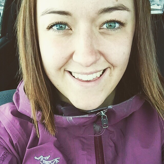 Jenna Gall, 2016 Finalist