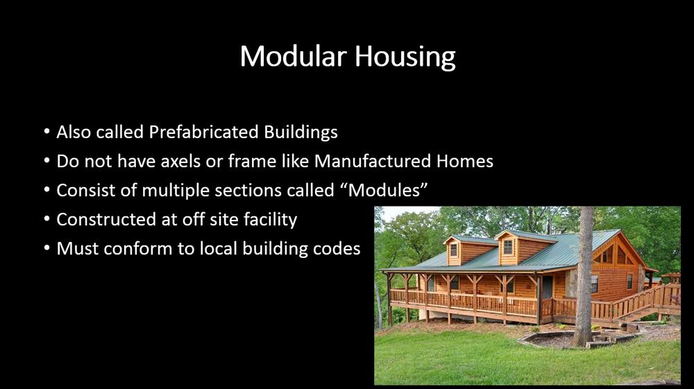 Off Site Built Homes Modular Homes