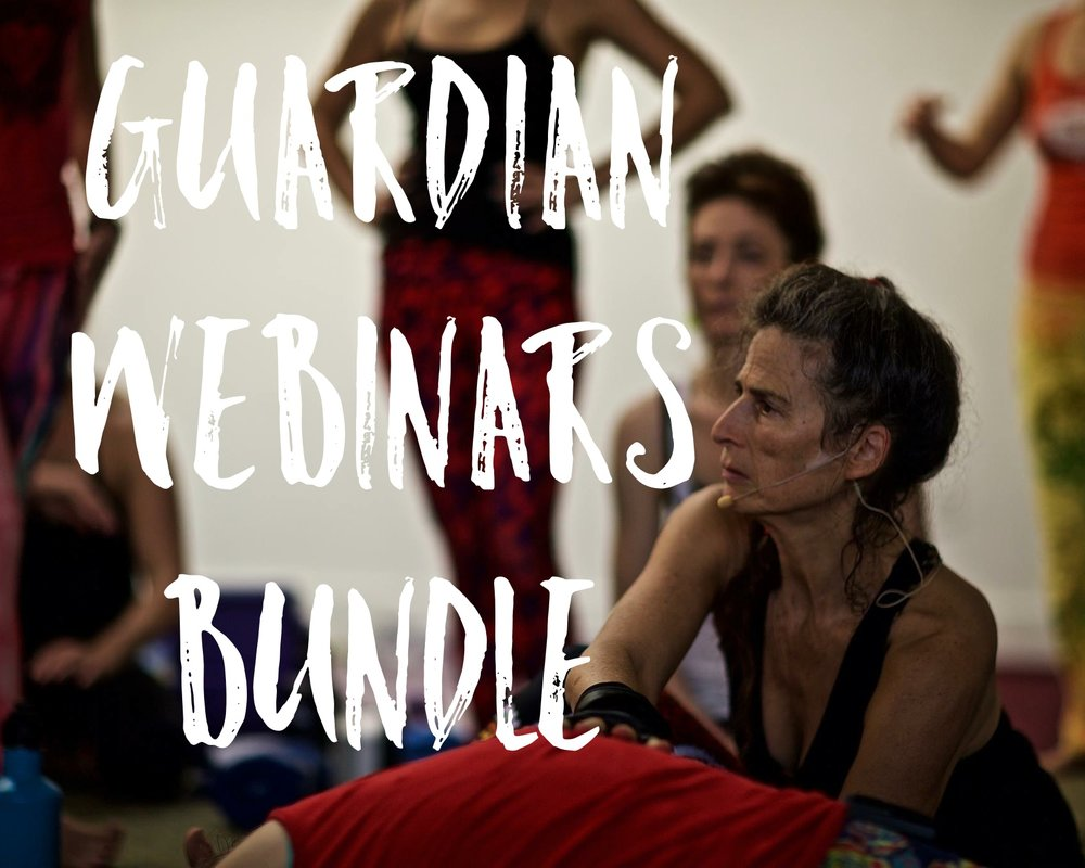 forrest yoga guardian webinars