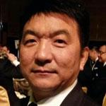 Shengwei Qian, VP Sales Asia, Inmarsat Maritime