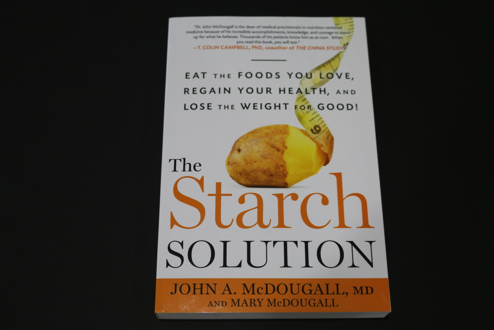 The Starch Solution - Giveaway
