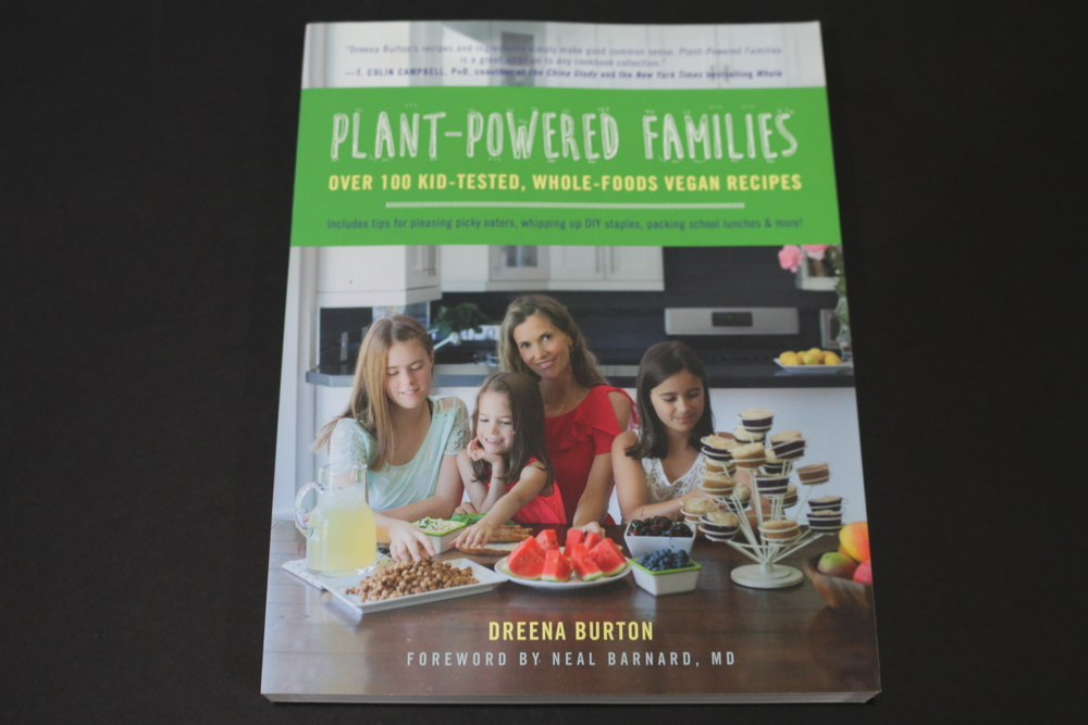 Plant-Powered Families Book Giveaway