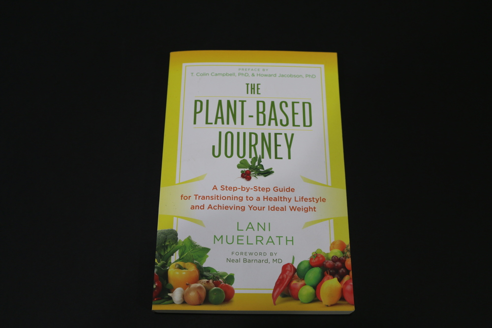 The Plant-Based Journey - Book Giveaway