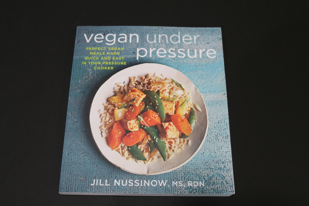 Vegan Under Pressure - Giveaway
