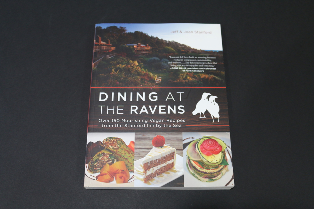 Dining at the Ravens Book Giveaway