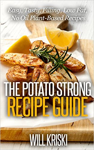 The Potato Strong Recipe Guide - Giveaway