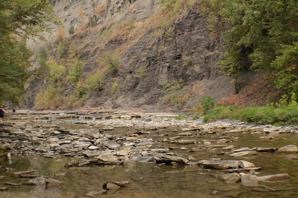 Taughannock Falls State Park Hike